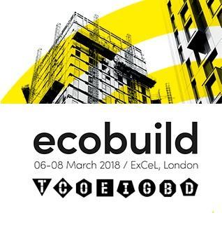 MABUDO na Ecobuild 2018